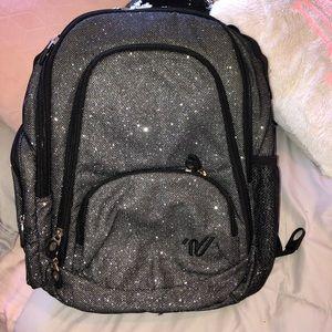 Brand New Glittery Varsity Backpack
